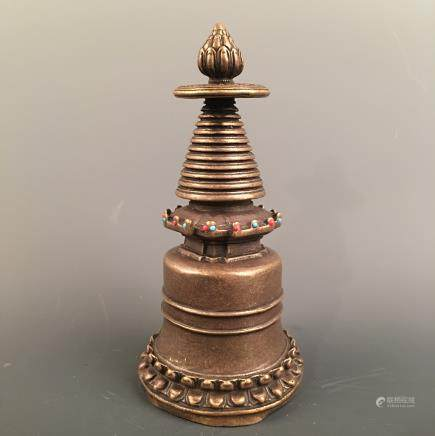 Chinese Buddhism Ritual Object