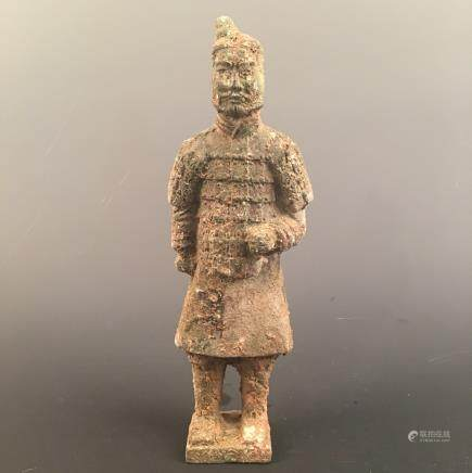 Chinese Bronze Figure