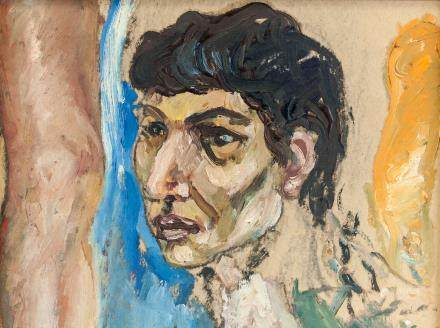 Isaac Israels Dutch Impressionist OOB