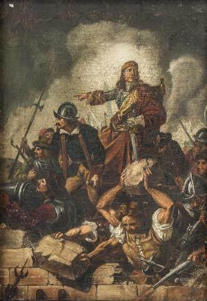 18th Century European Painting Unknown Artist