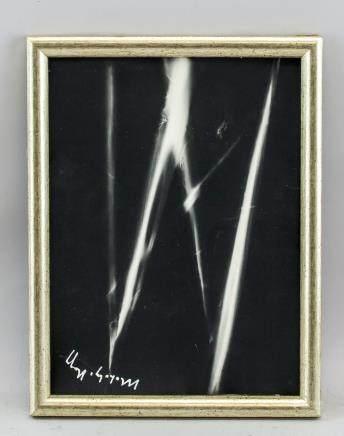 Moholy Nagy Hungarian Constructivist Photogram