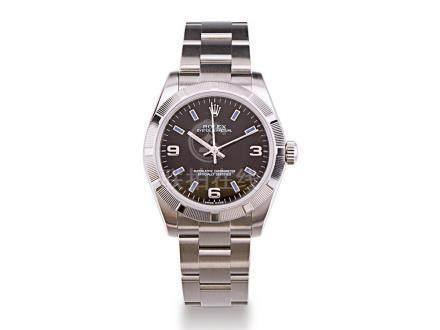 勞力士 蠔式 鋼自動鏈帶腕錶
