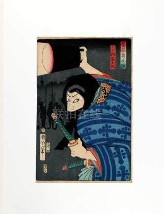 Toyokuni III Utagawa (1786-1864)