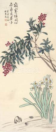 陳燕龍  花卉