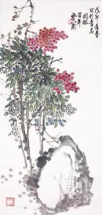 孫國楓  花卉