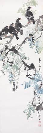 陳志宏  花鳥