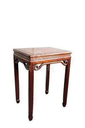 HUNAGHUALI AND BURRWOOD TABLE