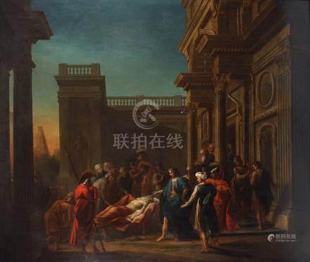 ATTRIBUTED TO BERHARDT KEIL, (1624-1687)