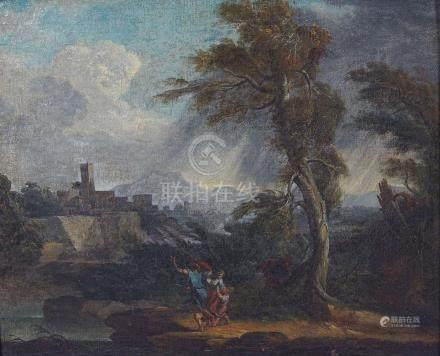 ATTRIBUTED TO ANDREA LOCATELLI, (1695-1741)