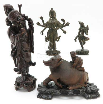A Collection of Chinese Sculptures