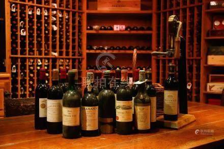 《玛乐庄园》陈年窑藏168支酒