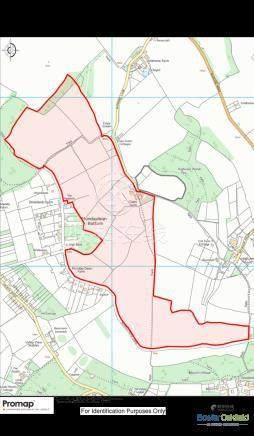 占地796亩土地的庄园土地