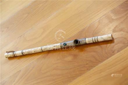 烟枪,中国19世纪制