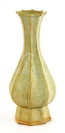 A Chinese qingbai ware vase