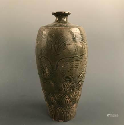 Chinese Yaozhou Kiln Vase
