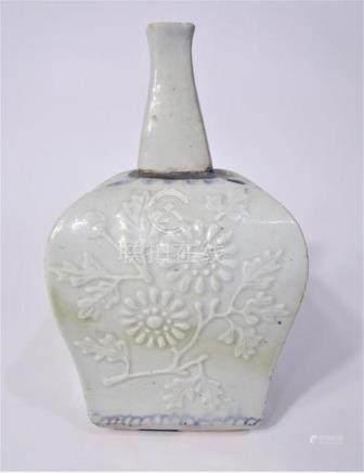 Korean Bottle Vase, Joseon Period (1392-1897)