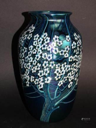 Orient & Flume Art Glass Vase