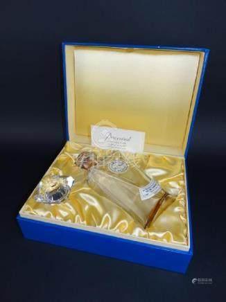 Baccarat Crystal Decanter Set
