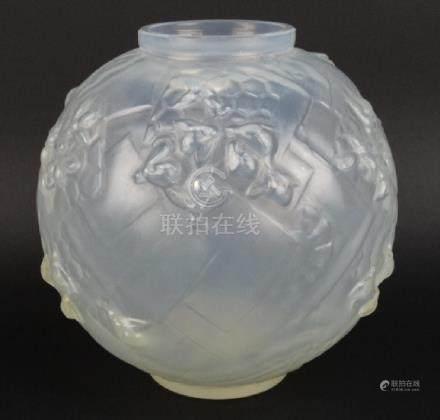"""Sabino """"Les Abeilles"""" Beehive Honeycombs Vase"""