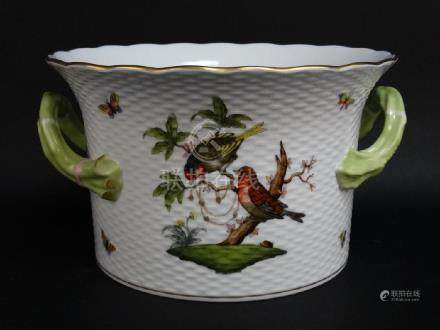 Herend Rothschild Bird Ice Bucket