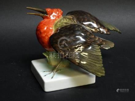 Herend Porcelain Bird