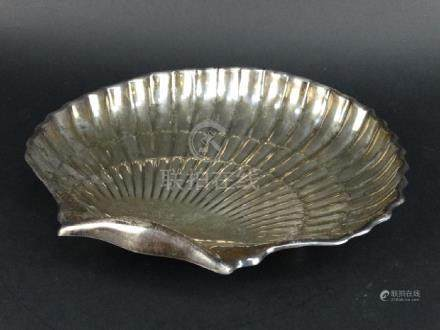 Gorham Sterling Silver Shell Server