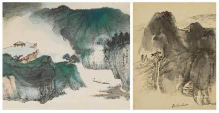 孫雲生 SUN YUNSHENG (Taiwanese, 1918-2000)