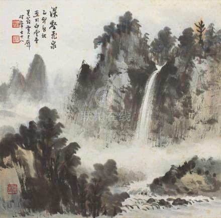 黃君璧 HUANG CHUN-PI (Taiwanese, 1898-1991)