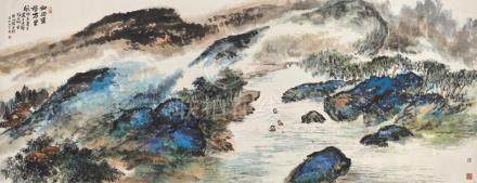 朱屺瞻 ZHU QIZHAN (Chinese, 1892-1996)