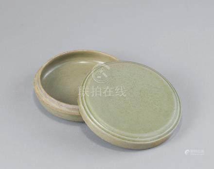 北宋 越窯蓋盒