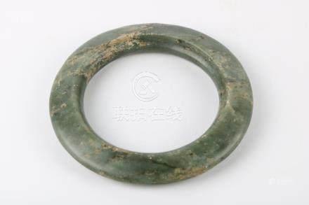 Han Dynasty Jade Ring
