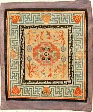 Tibetan Gyantse 'Meditation-Mat',