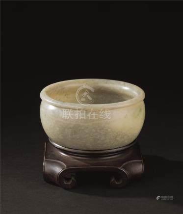 民国(1912-1949) 玉缸