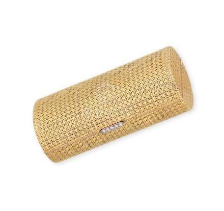 鑽石首飾盒Van Cleef & Arpels設計