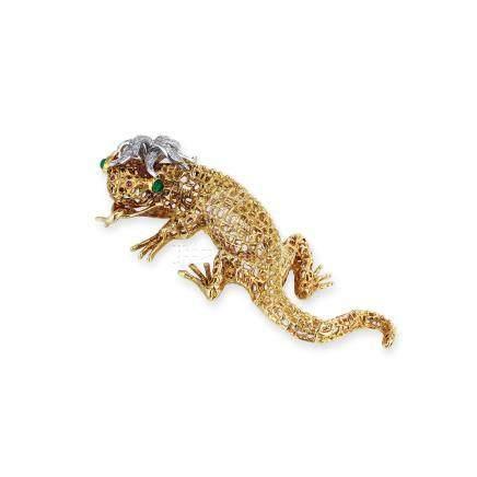 寶石胸針Tiffany & Co.設計
