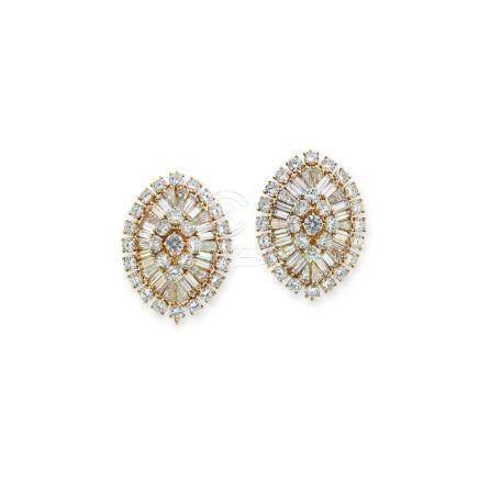 鑽石耳環Van Cleef & Arpels設計