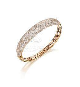 A Diamond Bangle