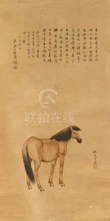 1904 Dongtai, Jiangsu - 1964 - attributed. GE, XIANGLAN