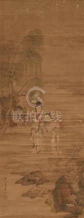1574 - 1644 - attributed. CUI, ZIZHONG