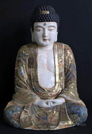 Satsuma Buddha