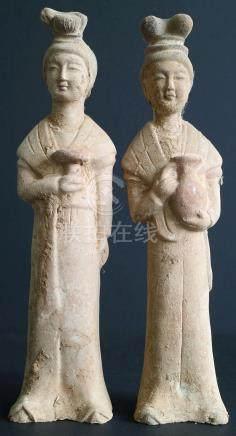 Terracotta Tang figures