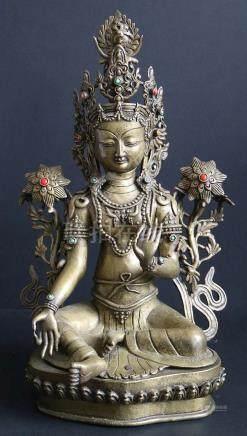 Tara Tibet 19th century