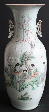 chinese vase 19th century