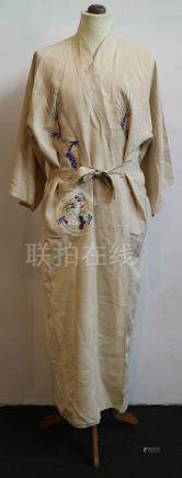 Mannequin with chinese clothing