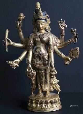 Hindu godess