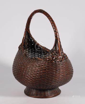 Bamboo Basket from Qing Dynasty 2