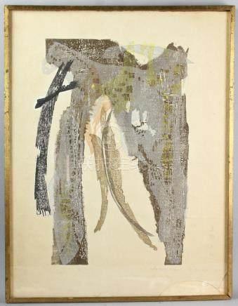 Rakso Iatsa, Japanese Woodblock Print