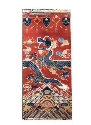 Mongolian Rug