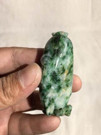 Chinese Jadiete Melon Pedant