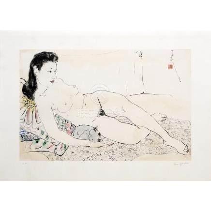 PAN YULIANG (1895-1977)